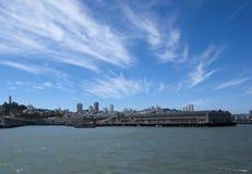 Cityscape van San Francisco Royalty-vrije Stock Fotografie