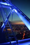 Cityscape van Singapore Royalty-vrije Stock Foto