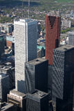 Cityscape van Toronto Royalty-vrije Stock Foto's