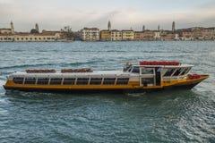 Cityscape van Venetië, Italië, 2016 Stock Foto's