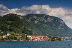 Cityscape of Varenna Stock Photo