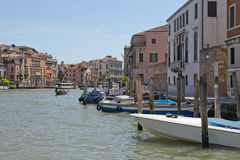 Cityscape of Venice Royalty Free Stock Images