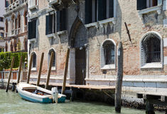 Cityscape of Venice Stock Images