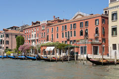Cityscape of Venice Royalty Free Stock Photography