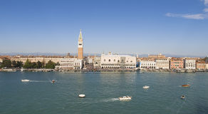 Cityscape of Venice Stock Photos