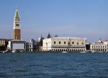 Cityscape of Venice Royalty Free Stock Photos