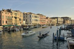 Cityscape of Venice Stock Photography