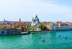 Cityscape of Venice. Royalty Free Stock Images