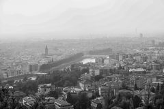 A cityscape of Verona Royalty Free Stock Photo