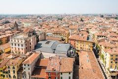 Cityscape of Verona Royalty Free Stock Photography