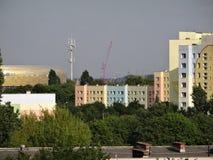 Cityscape. Royalty Free Stock Photo