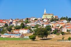 Cityscape of Vrsar, Istria, Croatia Stock Images