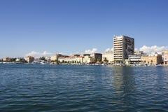 Cityscape of Zadar Royalty Free Stock Photos