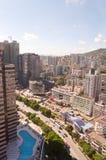 Cityscape Zhuhai and Macao Stock Image