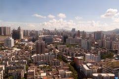 Cityscape Zhuhai and Macao Royalty Free Stock Photography