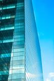 Cityscapekontorsbyggnadar arkivfoto