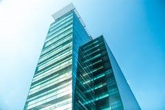 Cityscapekontorsbyggnadar royaltyfri fotografi