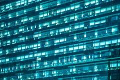 Cityscapekontorsbyggnader fotografering för bildbyråer