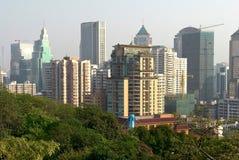 cityscapelandskap Arkivbilder