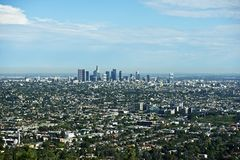 Cityscapes: Los Angeles Stock Images