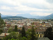 Cityscapes of Lucerne, Switzerland. royalty free stock images