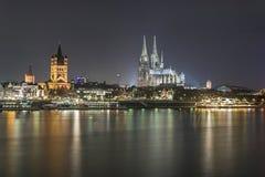 Cityscapte von Köln (koln) Stockbild