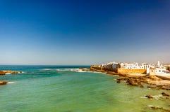 Cityscpe di Essaouira nel Marocco fotografia stock