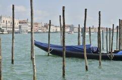 Cityspcape van Venetië Stock Foto