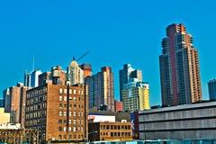 Cityview de Nueva York Fotos de archivo
