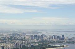 Cityview de Rio de janeiro Foto de Stock