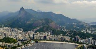 Cityview de Rio de janeiro Fotografia de Stock