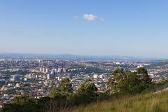Cityview di Porto Alegre Fotografie Stock