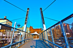 Cityview of New York from Royalty Free Stock Images
