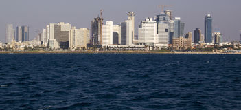 Cityview Tel Aviv.Israel Stock Photos