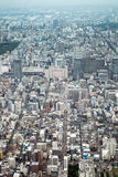 Cityview of Tokyo, Japan Stock Images