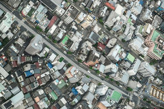 Cityview of Tokyo, Japan Stock Photo
