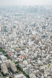 Cityview of Tokyo, Japan Royalty Free Stock Photo