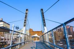 Cityview van New York Royalty-vrije Stock Afbeeldingen