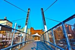 Cityview van New York van Royalty-vrije Stock Afbeeldingen