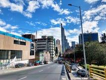 Cityviewbogota στοκ φωτογραφίες με δικαίωμα ελεύθερης χρήσης