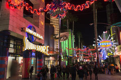 Citywalk California Royalty Free Stock Photo