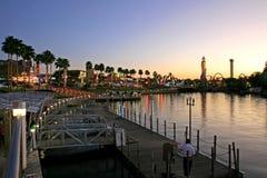 The Citywalk at Universal Studio. Orlando Royalty Free Stock Photos
