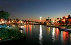 The Citywalk at Universal Studio. Orlando Stock Photos