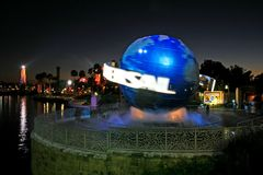 The Citywalk at Universal Studio. Orlando Stock Images
