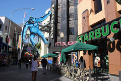 CityWalk universel Hollywood Photo stock