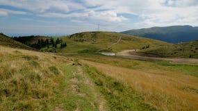 Ciucas山在罗马尼亚26 免版税库存照片
