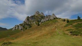 Ciucas berg i Rumänien 23 Arkivbild