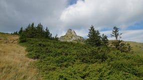 Ciucas berg i Rumänien 21 Arkivbilder