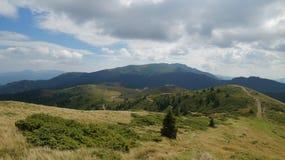 Ciucas berg i Rumänien 6 Royaltyfri Fotografi