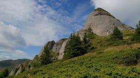 Ciucas berg i Rumänien 10 Fotografering för Bildbyråer